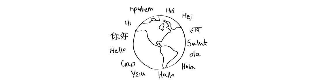 any language